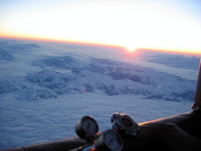 Alpenüberquerung_Ballon